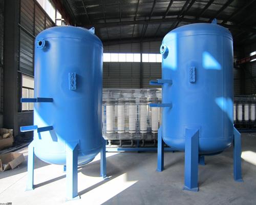 碳钢过滤罐