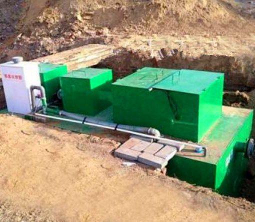 面粉厂废水处理工艺流程