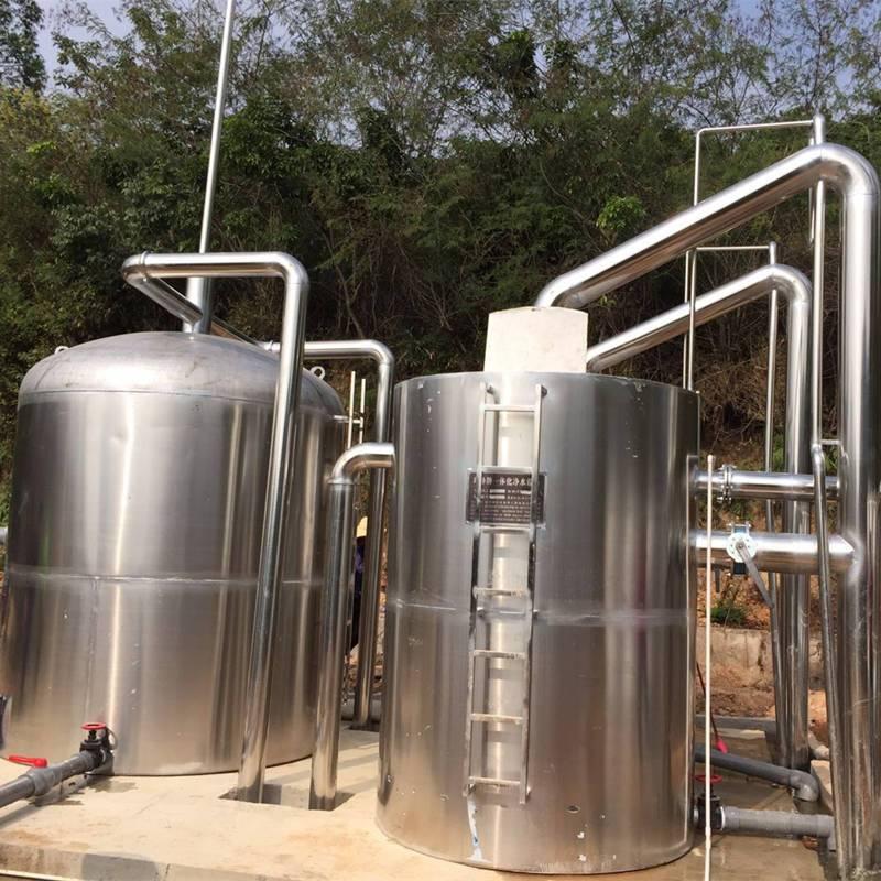 农村一体化净水设备