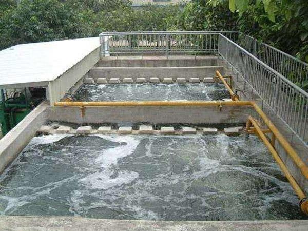 食品污水处理过程中的四种消毒方法