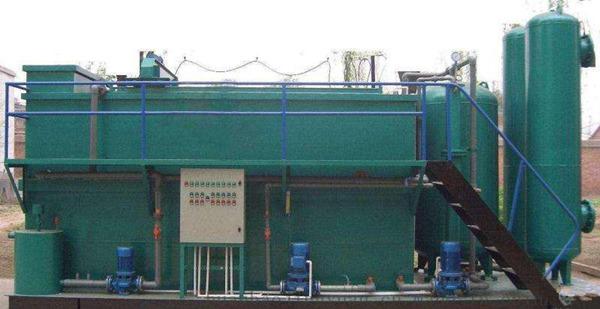 一体化污水处理设备安装步骤和注意事项